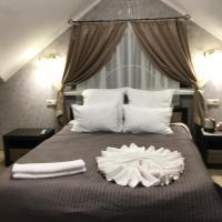 Centralnyi hotel, готель у Полтаві