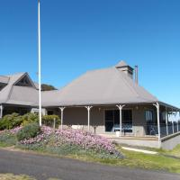 Swan Lake Guest House، فندق في Ventnor