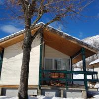 Camping les Auches, hotel in Ancelle