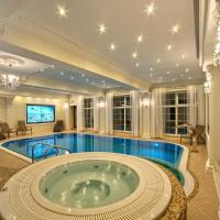 Hotel Solar Palace SPA & Wellness – hotel w mieście Mrągowo