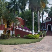 Hacienda San Diego Tixcacal, hotel in Mérida