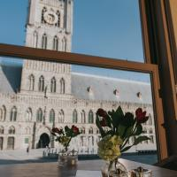 Hotel New Regina, hotel in Ypres