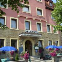 Hotel Rothenburger Hof, Hotel in Rothenburg ob der Tauber