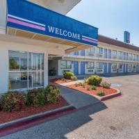 Motel 6-Del Rio, TX, hotel in Del Rio