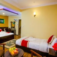 Thamel Home, hotel en Katmandú