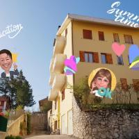 Panna e Cioccolato Apartament, hotel in Ovindoli