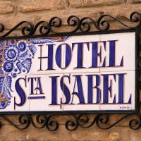 Hotel Santa Isabel, hotel en Toledo