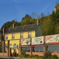 Hôtel Restaurant Le Cap, hôtel à Barneville-Carteret