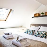 Pick A Flat's Apartments in Batignolles - Rue Biot