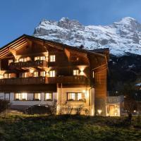 Boutique Hotel Glacier, hotel in Grindelwald