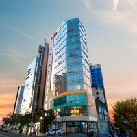 Best Western Haeundae Hotel, hotel in Busan