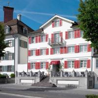 Hotel Swiss, hotel in Kreuzlingen