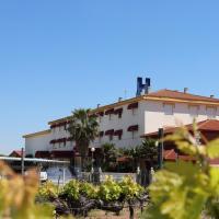 Hotel Acosta Ciudad de la Música, hotel in Villafranca de los Barros