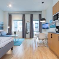 ApartDirect Hammarby Sjöstad, hotel in Stockholm