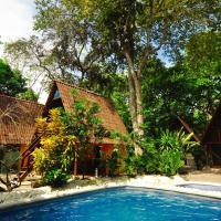 Howler Monkey Hotel, hotel in Montezuma