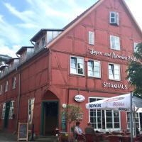 Märchenhotel, hotel in Bergen auf Rügen