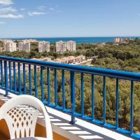 Apartment Bella Vista with sea view, hotel en Dehesa de Campoamor
