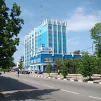 Гостиница Елец, отель в Ельце