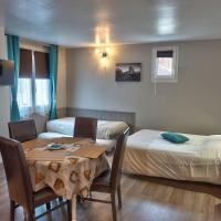 Residence Le Bellevue, hotel near Carpiquet Airport - CFR, Caen