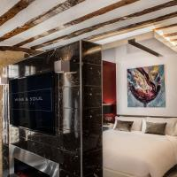 Wine & Soul Suites, hotel in Haro