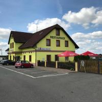 Motel U Sedláka Chvojky, отель в Градец-Кралове