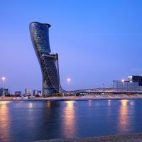 Andaz Capital Gate Abu Dhabi - a concept by Hyatt, hotel in Abu Dhabi