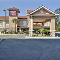 Magnolia Inn and Suites Pooler, hotel in Savannah