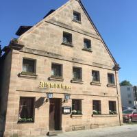 Altstadtpension Zirndorf, hotel in Zirndorf