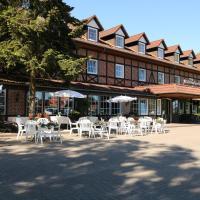 Haags Hotel Niedersachsenhof, отель в городе Верден