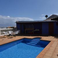 Villa Tonelero piscina privada climatizada y jardín