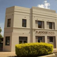 The Playhouse Hotel, hotel sa Barraba