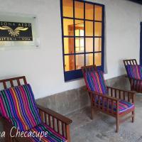Casona Checacupe, отель в городе Чекакупе