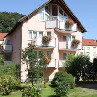 Hotel-Garni Elbgarten Bad Schandau, hotel in Bad Schandau