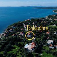 Belvedere, hotel in Silba