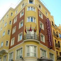 II Castillas Madrid, hotel en Madrid