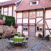 Hotel garni Tilia, ξενοδοχείο σε Quedlinburg