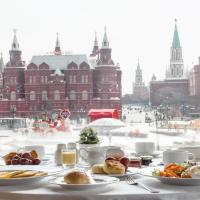 Hotel National, a Luxury Collection Hotel in Moscow
