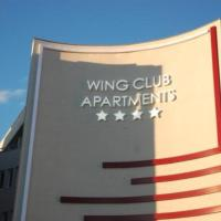 Holiday Wing Apartment 2, hotel u gradu Jagodina