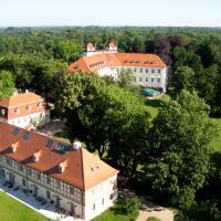 Urlaubsresidenz Marstall und Kanzlei im Schlossensemble