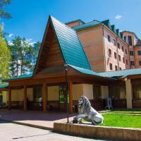 Отель Лесная сказка, отель в Переславле-Залесском