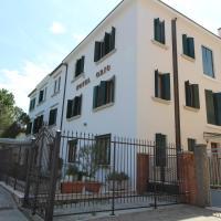 Hotel Villa Orio e Beatrice, отель в Венеция-Лидо