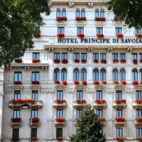 Hotel Principe Di Savoia - Dorchester Collection, hotel in Milaan