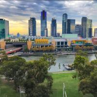 Melbourne River Views