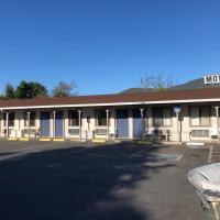 Kelseyville Motel, hotel in Kelseyville