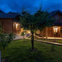 Ethno Lodge AB, hotel in Virpazar