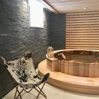 Appart'Hotel Aiguille Verte & Spa, hotel in Chamonix