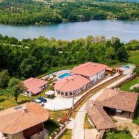 Family Hotel KrisBo, hotel in Donkovtsi