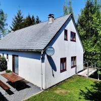 Inviting Holiday Home in Masbourg with Sauna and Garden