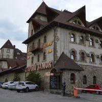 Старый замок, отель в Горячем Ключе