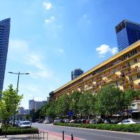 Premium Key-Apartaments Śródmieście, отель в Варшаве